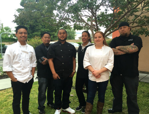 Young Chefs Give Back to their Community For Justin's House Summer Camp